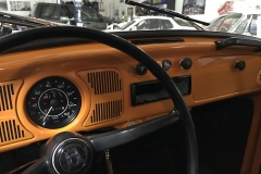 Käfer für Kinder: Cockpit