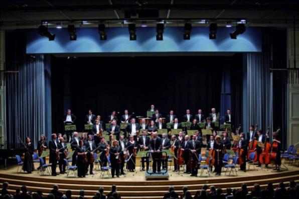 Das Philharmonic Volkswagen Orchestra