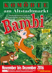 Bambi Plakat