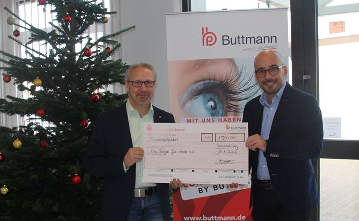 Spende Buttmann