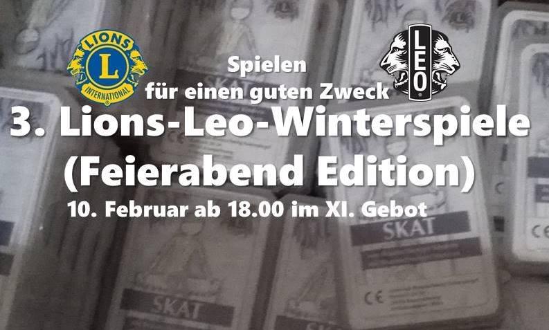 Lions-Leo-Winterspiele